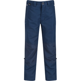 Regatta Sorcer Mountain IV Trousers Kids, dark denim